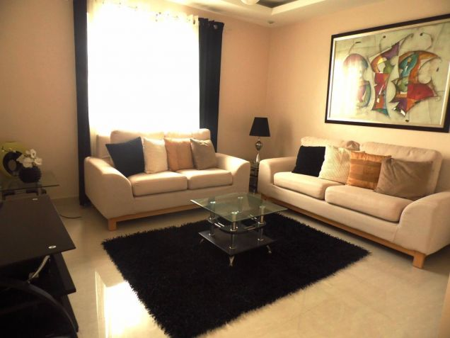 Four Bedroom Fully Furnished House and Lot For Rent in Amsic - 0