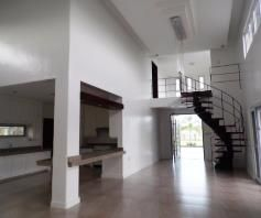House and lot with Lap pool FOR RENT @110K - 4