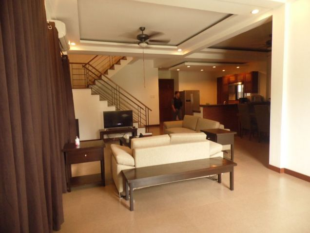Fully Furnished House and lot with 4 Bedrooms for rent - P70K - 6