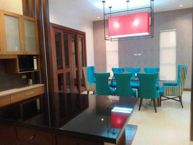5 Bedroom Fullyfurnished Brand New House & Lot For RENT In Angeles City Near Clark - 3