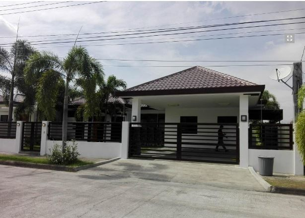 with Swimming Pool Furnished House & Lot For Rent In Hensonville, Angeles City - 0