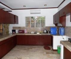 Bungalow House with Spacious yard for rent in Angeles City, Pampanga - P50K - 5