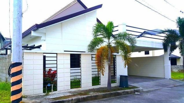 Unfurnished Bungalow House In Angeles City For Rent - 3