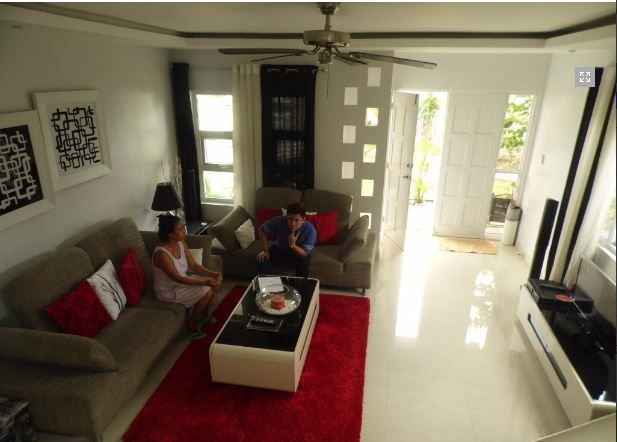 For Rent Furnished House and lot inside a secured Subdivision - 5