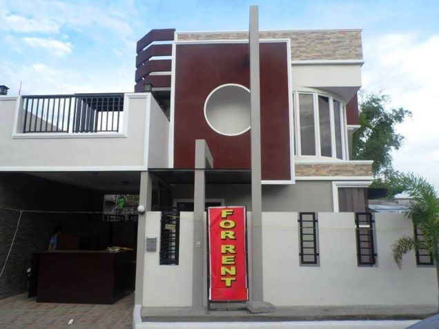 Fullyfurnished 3Bedroom House & Lot For RENT In Hensonville Angeles City - 1