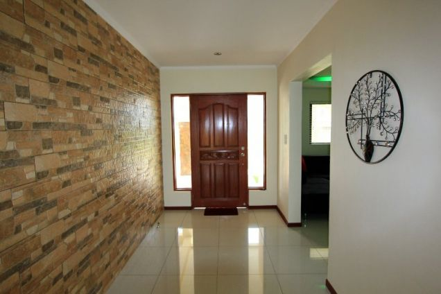 Furnished 4Bedroom 2-Storey House & Lot For Rent In Hensonville Angeles City Near Clark - 2