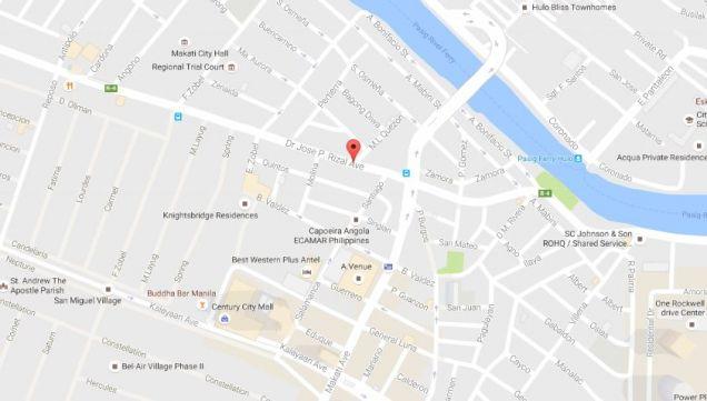 3038 sqm Lot Area, Lot for Sale in Makati, Metro Manila, Code: COJ-LOT - 3038LA - 0