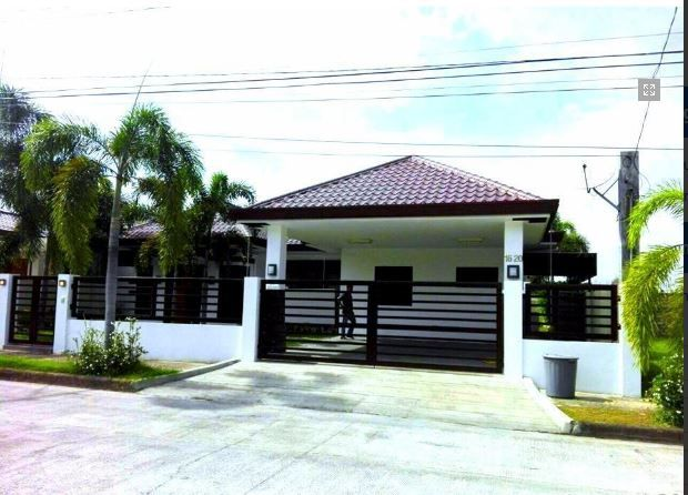 Furnished Bungalow House With Pool For Rent In Angeles City - 4