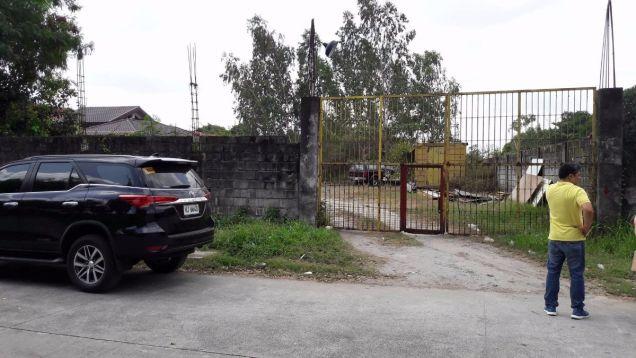 2999Sqm Lot for Lease in Telabastagan San Fernando,Pampanga - 1
