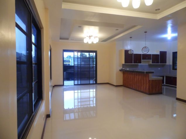 4BR Unfurnished House and Lot for rent - 50K - 9