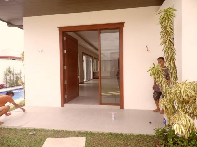 Bungalow House With Swimming Pool For Rent In Angeles City - 6