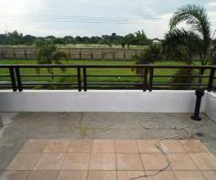 House and lot with Lap pool FOR RENT @110K - 3