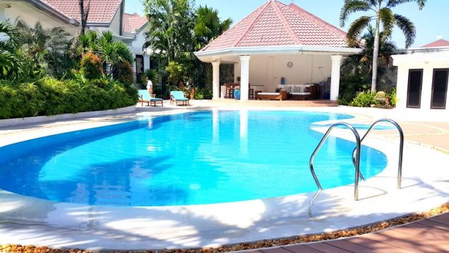 Huge house with spacious yard and big swimming pool 20m for Big house for sale with swimming pool