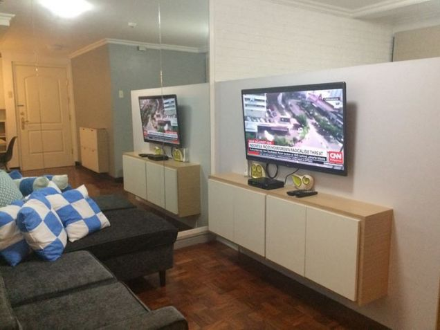Modern, Fully-furnished 1-Bedroom Condo Unit in Pioneer Highland Condo - 2