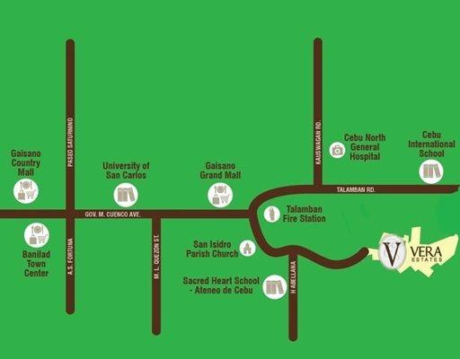 Lot for Sale, 264sqm Lot in Mandaue, Lot 10, Phase 2-B, Vera Estate, Tawason, Castille Resources Realty Development Inc - 9