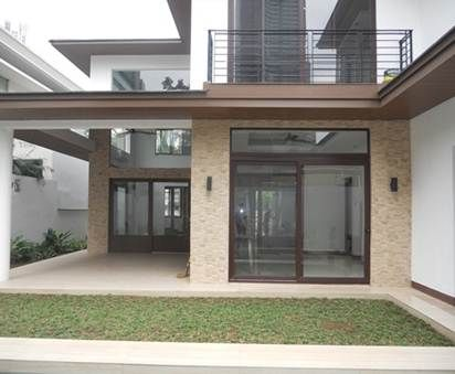 House and Lot, 4 Bedrooms for Rent in Bel Air Village, Makati, Metro Manila, A List Properties - 0