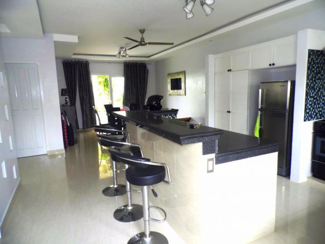Fully Furnished (4)Bedroom House and Lot For Rent in Amsic - 2