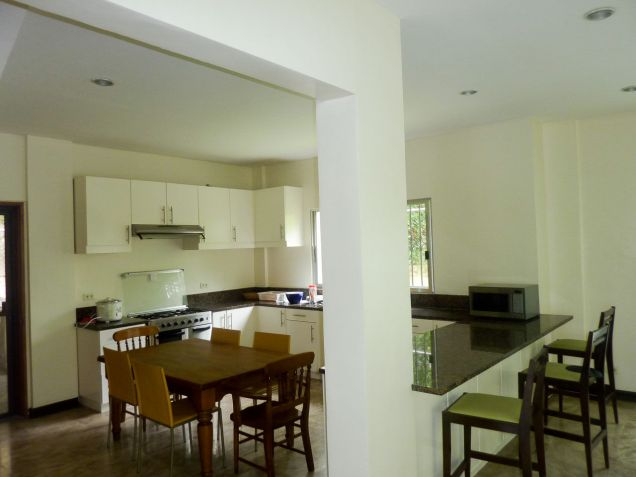 4 Bedroom House with Swimming Pool for Rent in North Town Cebu City - 3