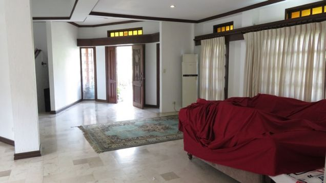 House for rent in Cebu City, Northtown Homes 6-br with swimming pool - 1