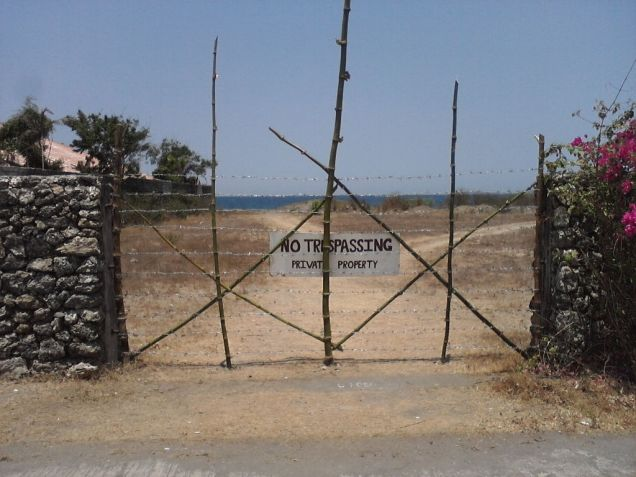 Titled Beach Lot Property for sale, Bacnotan, La Union, Ilocos - 2