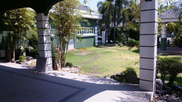 Huge House with 6 Bedrooms For Rent in Friendship, Angeles City - Fully Furnished - 3