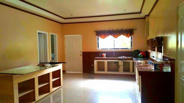 For Sale New One Storey House In Angeles City - 1