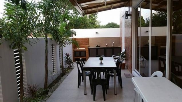 3 Bedroom Semi Furnished Brand New Modern House and lot for Rent in Telabastagan - 2