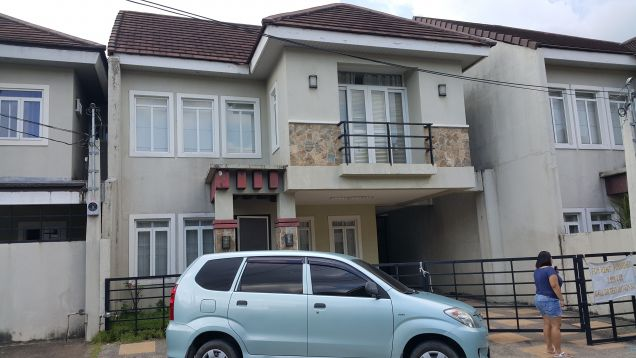 3BR Furnished house for rent in Friendship Near Clark - 45K - 0
