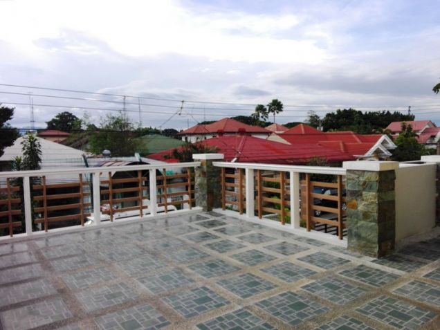 3 Bedroom 2-Storey Modern House & Lot For RENT In Friendship Angeles City Near CLARK - 9