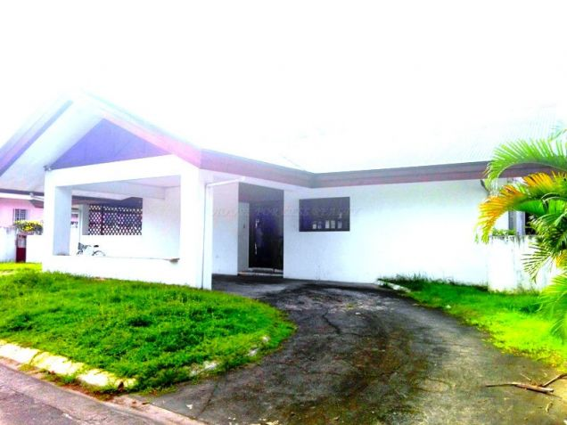 Bungalow House With Garden For Rent In Angeles City - 2