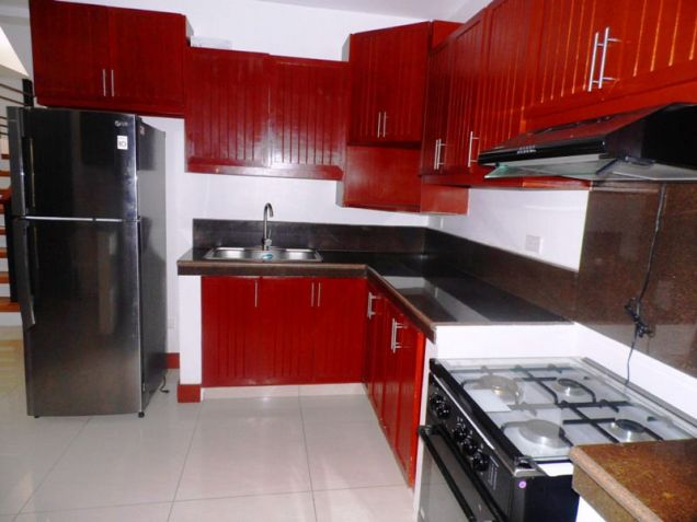Two-Storey Furnished 3 Bedroom House & Lot For Rent In Hensonville Angeles City... - 0