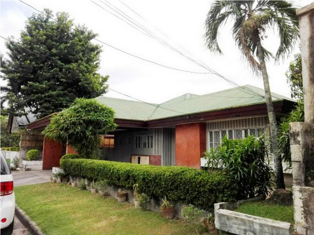 500sqm Bungalow House & Lot For Rent Along Friendship Hiway In Angeles City - 1