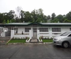 1 Storey House and lot for rent in Friendship for only 30k - 0