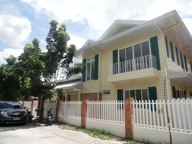 4Bedroom 2-Storey House & Lot for Rent In Friendship Angeles City... - 0