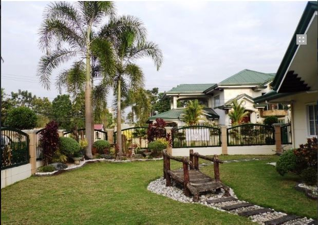 Bungalow House with Spacious yard for rent in Angeles City, Pampanga - 5