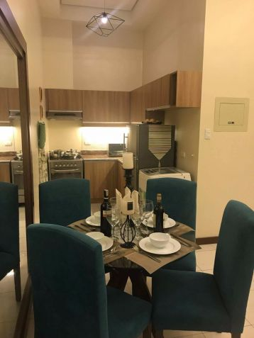 Condo in Pasig For sale 2 bedroom deluxe Lumiere Residences Ready for Occupancy - 1