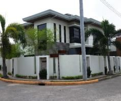 2 Storey 4Bedroom House & Lot W/Pool For RENT In Hensonville Angeles City - 0