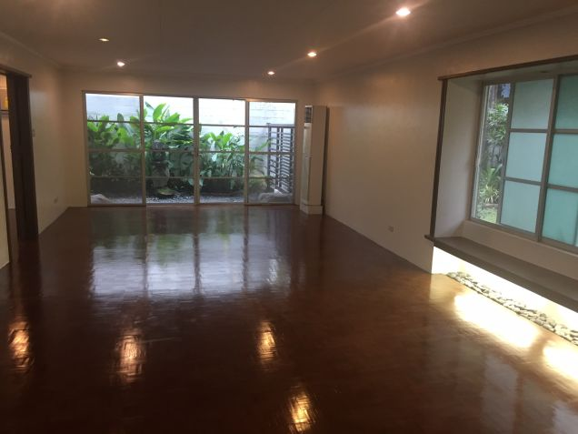 5 Bedroom House for Rent in Dasmarinas Village, Makati City - 0