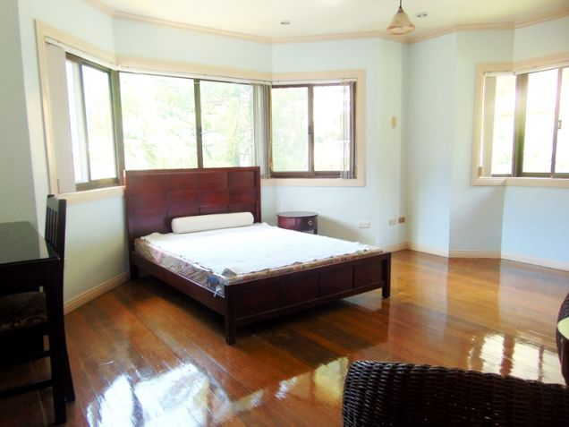 House for Rent with Swimming Pool in Banilad, Cebu City - 8