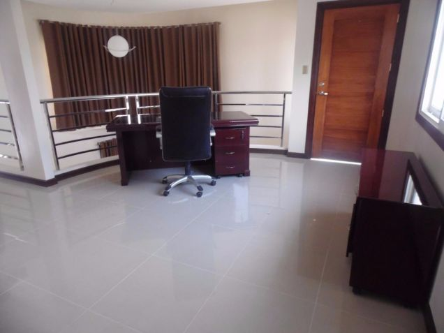 Two Storey Townhouse for rent with 3 bedrooms in Amsic - 7