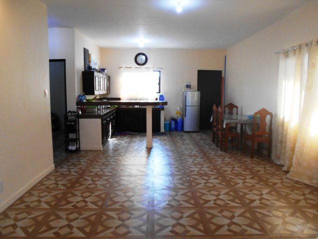 (3)Three Bedroom Semi Furnished House and Lot For Rent - 0