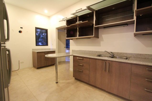 Furnished 3 Bedroom House for Rent in Maria Luisa Estate Park - 2