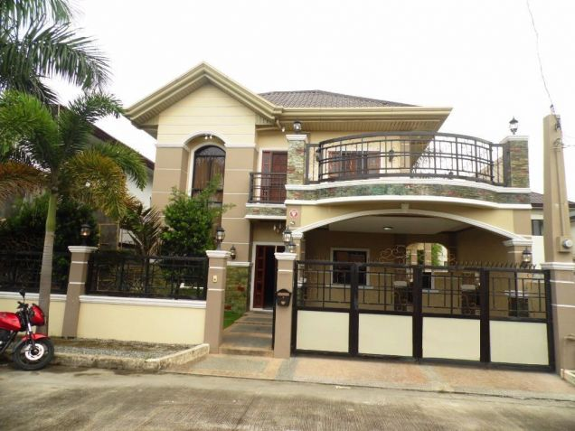 3BR For rent in Hensonville Angeles City - 55K - 0