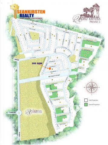 200 Sqm Lot For Sale in Xavier Estates - 2