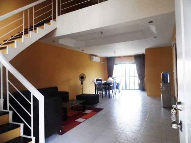 Town House with 4 Bedrooms inside a Secured Subdivision for rent @P35K - 2