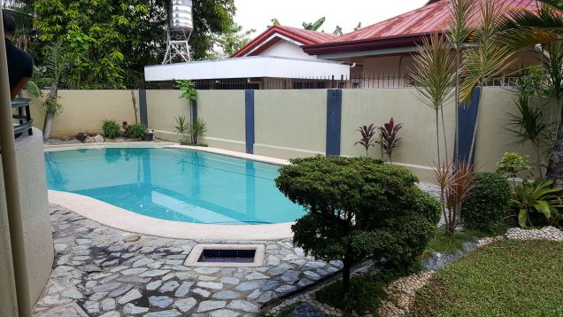 5 Bedroom House with Swimming Pool for Rent in Cebu Banilad - 4