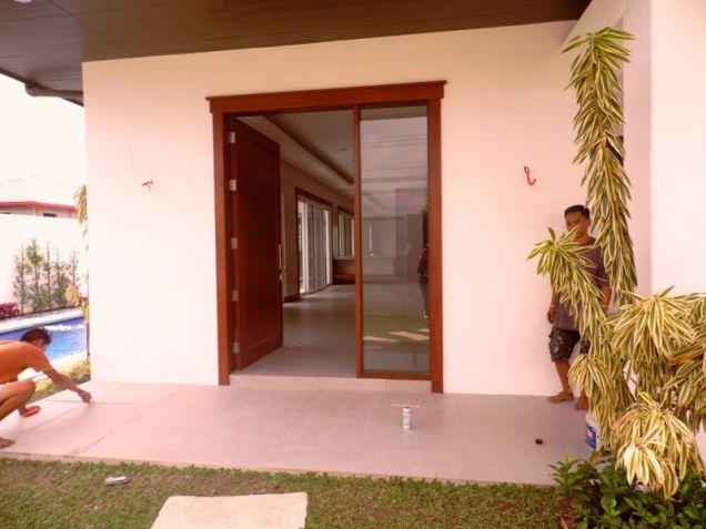 This 3 Bedroom Semi-furnished House for Rent in Angeles City, Pampanga -100K - 8