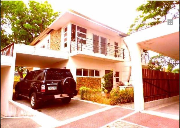 3 Bedroom House In Clark Angeles City For Rent - 0