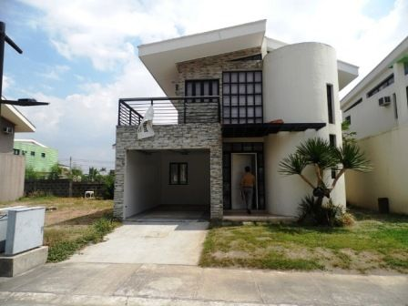 2-Storey House and Lot for Rent in Cuayan Angeles City - 0