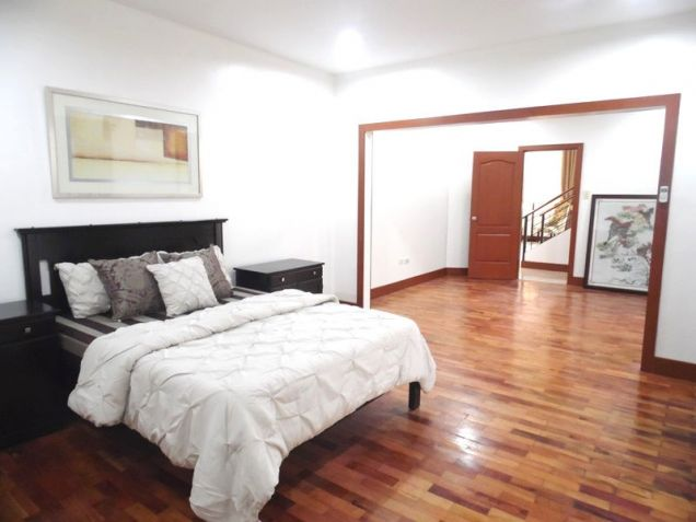 Fully Furnished 3 BR House in Balibago for Rent - 75K - 3